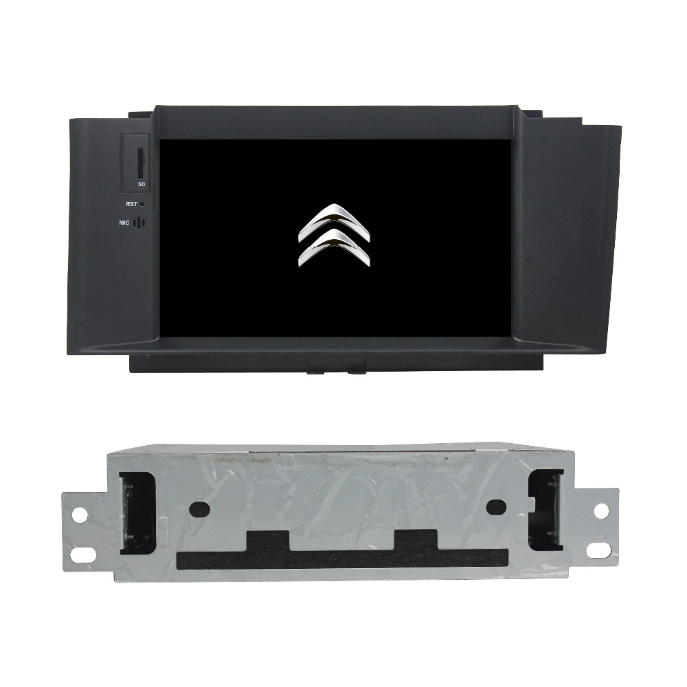 Fit for Citroen C4 C4L DS4 2011 2014 android 7 1 1 1024 600 car multimedia