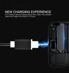 Image 5 - Micro USB Kabel Freies Geflochtene Android schnelle Lade Kompatibel Daten kabel Für Xiaomi Redmi hinweis 5 plus 4x für Huawei für Samsung