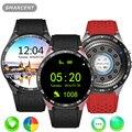 Best kingwear Kw88 android 5.1 OS Smart watch 1.39 inch screen mtk6580 Smart GPS phone support bluetooth 3G wifi nano SIM WCDMA