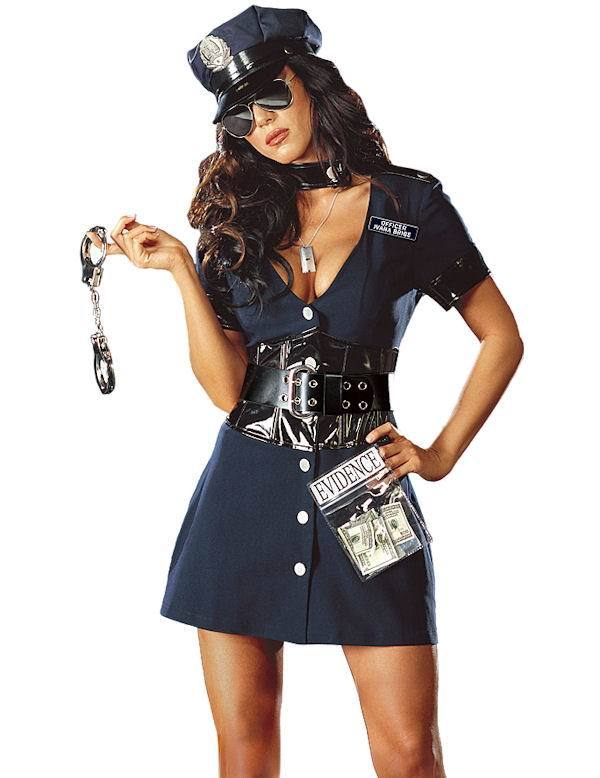 Sexy Cop Lady Looksharpstore