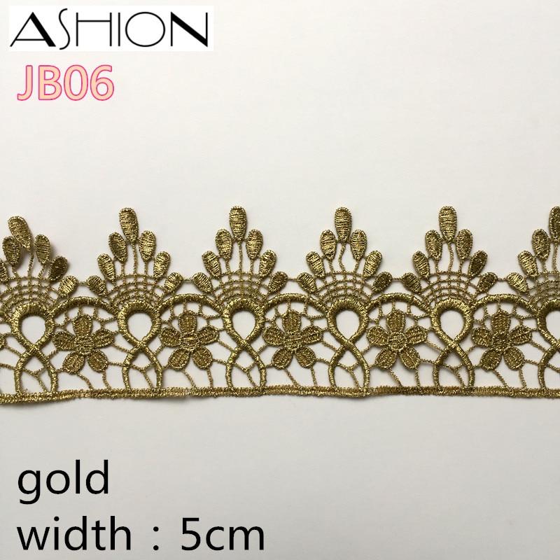1 udvar szélessége 50mm arany és ezüst csipkeszövet, - Művészet, kézművesség és varrás