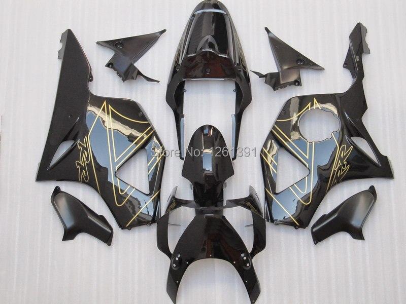 Комплект обтекателей для HONDA CBR900RR 954 02 03 CBR 900RR 2002 2003 CBR954 02 03 954RR 02 03 черный обтекатель для мотоцикла части