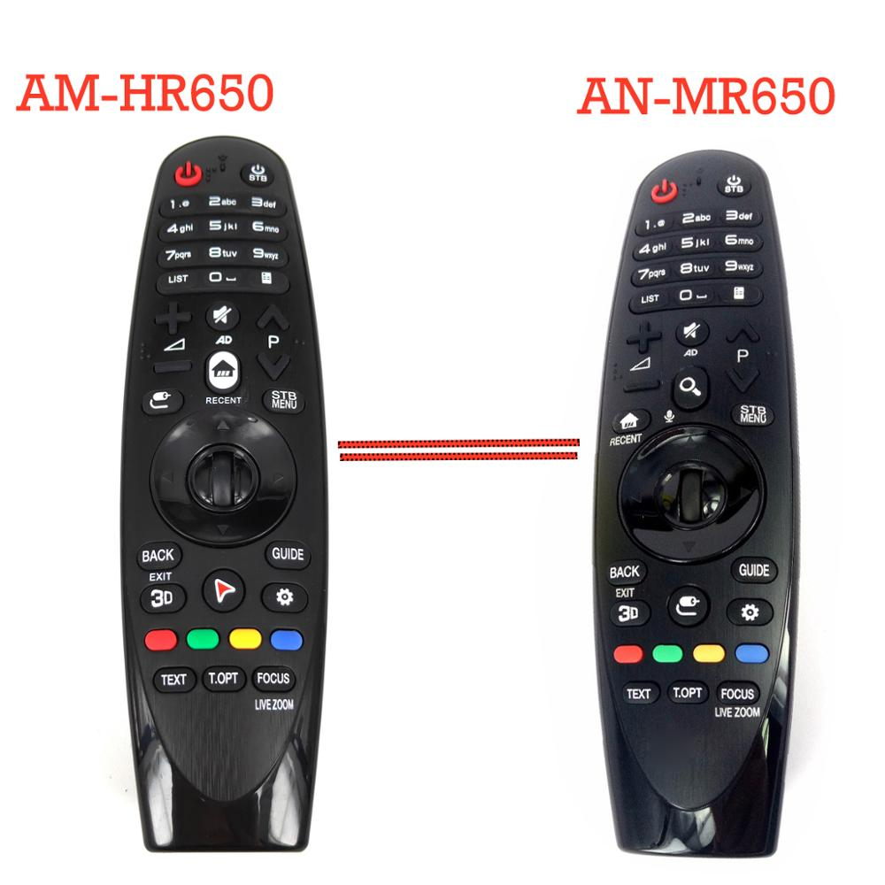 NEW AM HR650 AN MR650 Rplacement for LG Magic Remote Control for 2016 Smart TVs UH9500 UH8500	UH7700 FernbedienungRemote Controls   -