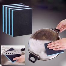 Maxgoods – éponge de sable en diamant nanomètre de haute qualité, brosse magique propre pour détartrage, accessoires de cuisine