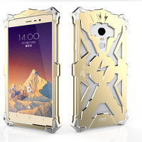 Simon All Metal Aluminum Hard Rugged Phone Case For Xiaomi Redmi Hongmi Note 3 4 Hongmi