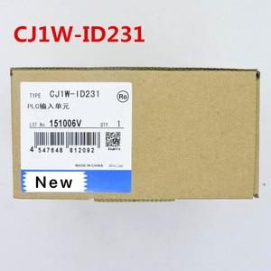 Ano de garantia original Novo Na caixa CJ1W-ID231 1 CJ1W-ID232