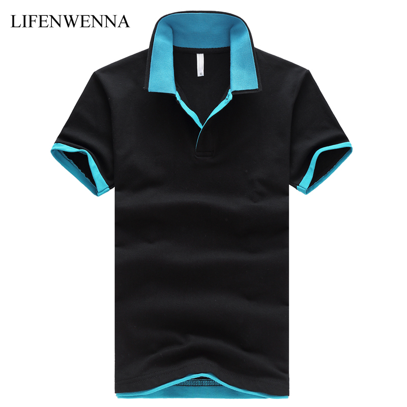 Summer Men's   Polos   Fashion Special Embroidery Tops Short Sleeves   Polo   Shirt Mens Clothes Camisa Masculina Casual   Polo   Shirt 5XL
