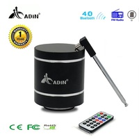 ADIN 15W Vibration Speakers Bluetooth Mini Speakers FM TF Computer Phone Wireless Subwoofer Hifi 3D Vibration