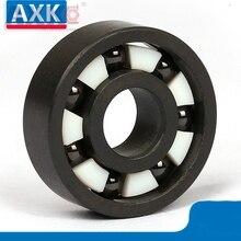 6800 6801 6802 6803 6804 6805 6806 6807 Silicon nitride ceramic bearings,zirconia bearing housing bearing 6200 6201 6202 6203 6204 6205 6206 zirconia full ceramic ball bearings