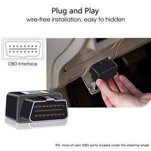 Image 2 - Concox OB22 プラグ & プレイ OBD 車の Gps トラッカー Gps 測位リアルタイム追跡プラグ警報複数アラームコンパクトサイズ