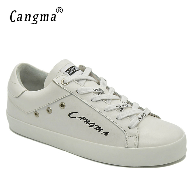 SNEAKER LOW CUIR VERITABLE  Couleur : Blanc