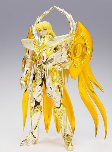 In Stock Saint Seiya S Temple METAL CLUB MC model SAIRE EX 2 0 God Gold