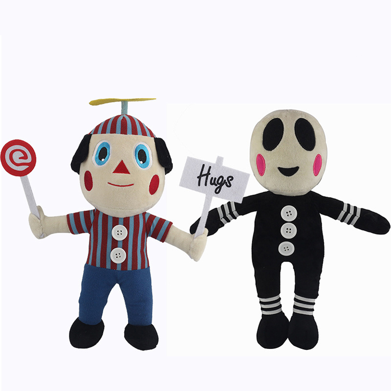 2pcs/lot 30CM Five Nights At Freddy's FNAF Freddy Clown