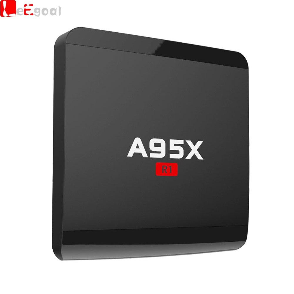 A95X R1 Rockchip RK3229 Quad core font b Android b font 6 0 1GB 8GB Smart