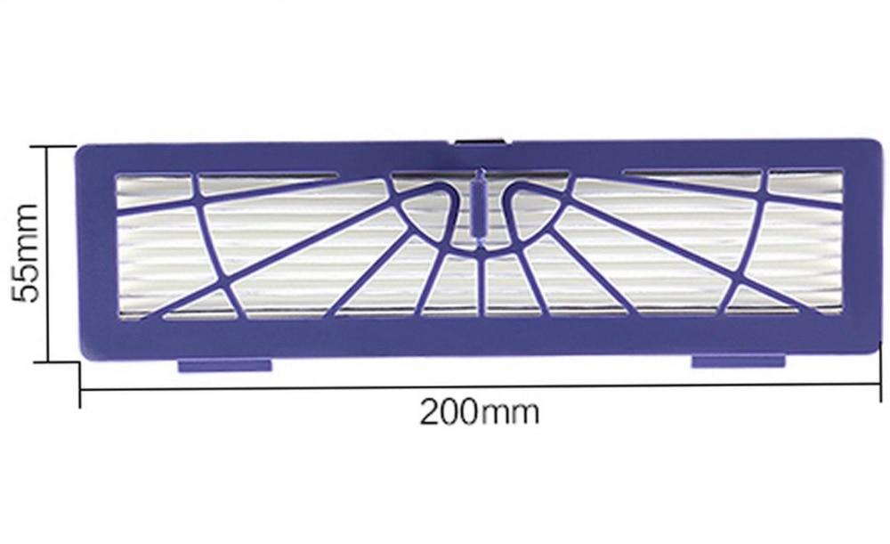Wholesale 100pcs/lot Blue HEPA filter for Neato 945-0122 Botvac 70 70e 75 75e 80 85 D70 D75 D85 Parts Accessary Replacement 1 pcs replacement hepa filter for neato botvac 70 70e 80 85 vacuum cleaner neato botvac filter parts accessaries
