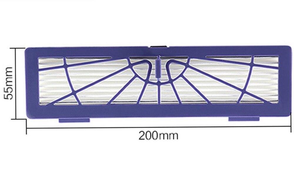 Wholesale 100pcs/lot Blue HEPA filter for Neato 945-0122 Botvac 70 70e 75 75e 80 85 D70 D75 D85 Parts Accessary Replacement