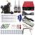 ITATOO Plumas Kit de Tatuaje Barato Set Máquina De Tatuaje Kit de Tatuaje Ametralladora de Tinta Suministros De Joyería Arma Profesional TK104004