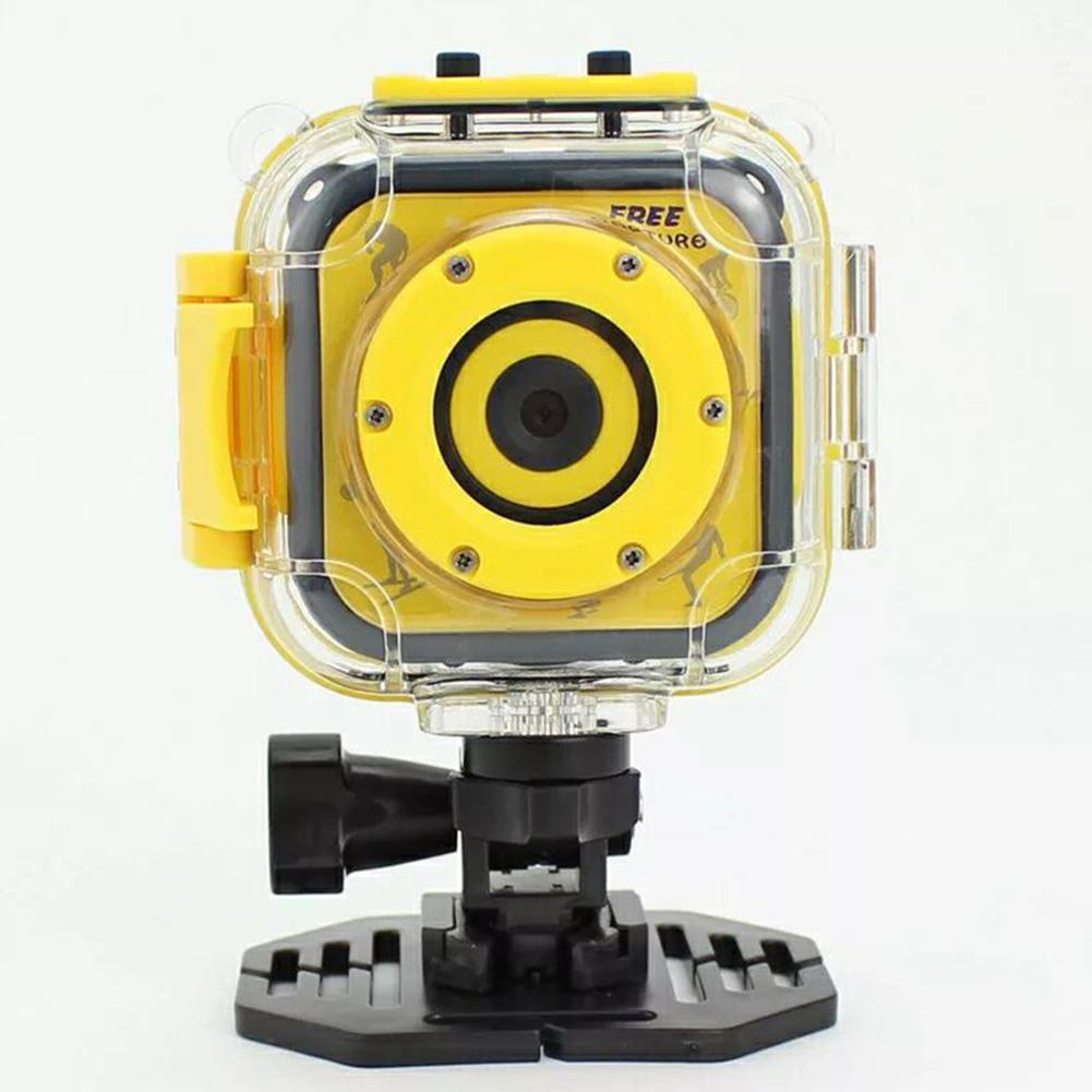 Children Kids Camera Waterproof Action Camera 1080P Video Camcorder For Boys And Girls Kids Toys