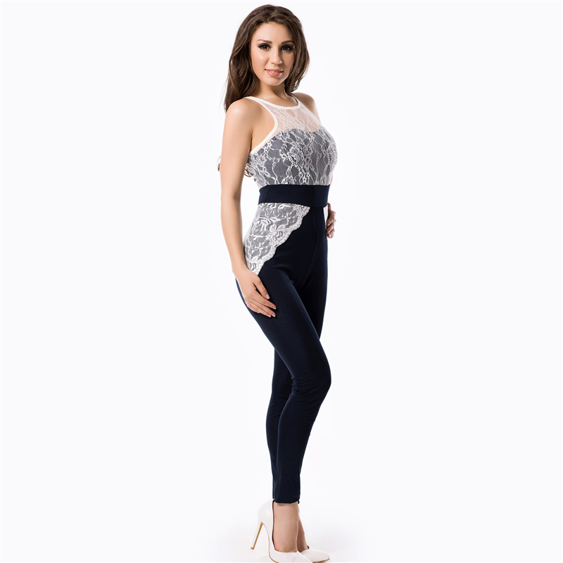 O-neck Sleeveless Beautiful Jumpsuit