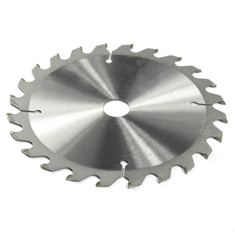 Retail TCT Circular Saw Blade Disc 165mm 24T 20mm Bore Alloy Tipped Jig Saw Blades Wood Metal Fast Cutting Reciprocating Saw