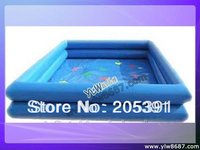 inflatable water park swimming pool