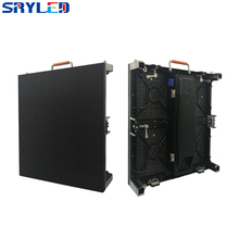 HD Indoor P4.81 SMD2121 Full Color Rental Use LED display 500x500mm Die-casting Aluminum Cabient