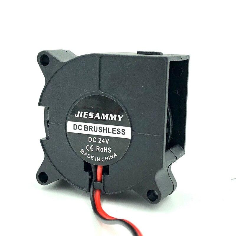 4020 40mm Blower Cooling Fan 12V 24V 5V USB Sleeve /Ball Bearing 4CM Turbo Brushless 3D Printer Cooler 40mm X 20mm