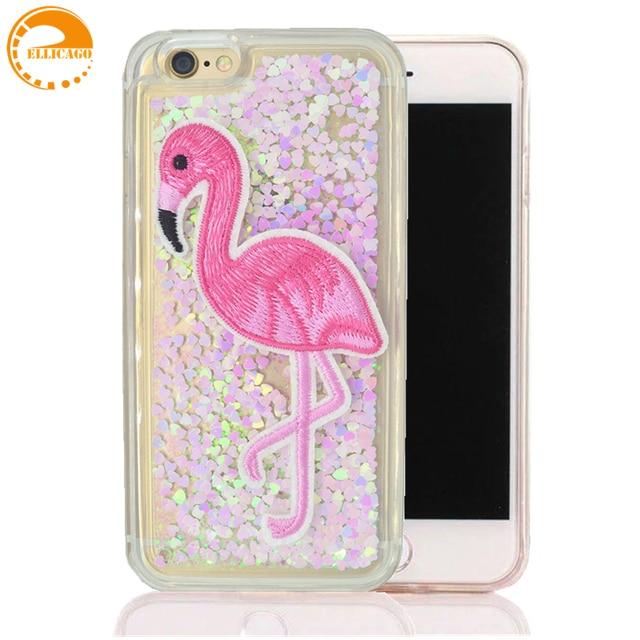 coque iphone 6 flamingo