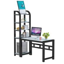купить Escrivaninha Tavolo Office Small Support Ordinateur Portable Notebook Stand Tablo Bedside Mesa Study Desk Computer Table по цене 7885.87 рублей
