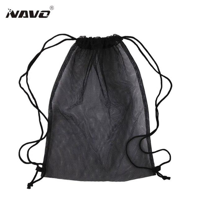 Aliexpress.com : Buy NAVO Multi use Mesh Drawstring Shoe Bags See ...