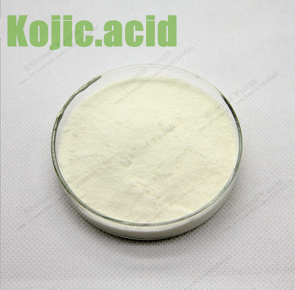 1000 Grams 99%  Kojic Powder Cosmetic Grade  Skin Lightener 1KG Natural Skin Care Products Ingrediants Wholesale 1kg sucralose food grade tgs 99%
