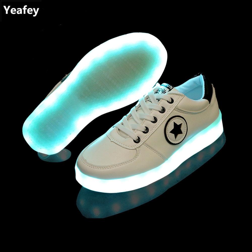 Light Shoes For Big Girls
