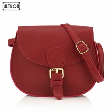 [ULTRON] Women Handbag PU Leather shoulder bags Children Mini Bag Female Small Girls Like Crossbody Lady Individuality Bags