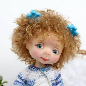 Dollbom Genny 1/8 Doll BJD Wit