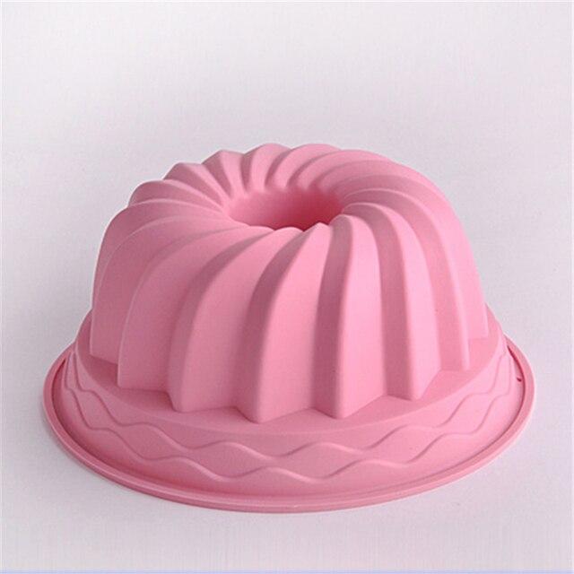 1 pc Grande Cuckoo Hof di Zucca torta del silicone della muffa strumenti di Cott