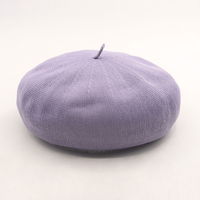 Summer Beret for Women 2018 New Fashion Painter's Berets French Beret Hat Top Quality 681098
