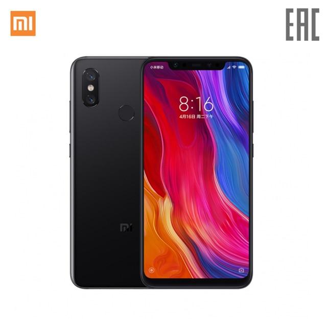 Смартфон Xiaomi Mi 8 128