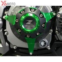 Empfohlene Artikel Mit Laser Logo Motorräder Motor Wache Cover Schutz Sturzpads Exklusive Für KAWASAKI Z900 2017g(China)