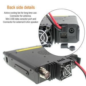 Image 2 - TYT woki toki TH 7800 50W Car Radio Dual Band136 174 & 400 480MHz Amateur Ricetrasmettitore Mobile TH7800 FM radio