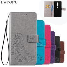 Flip cover wallet for Nokia N530 N532 N535 N630 N640 N925 N929 N930 holder phone case