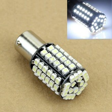 White Car 1156 382 Tail Turn Signal 80 SMD LED Bulb Lamp Light BA15S P21W