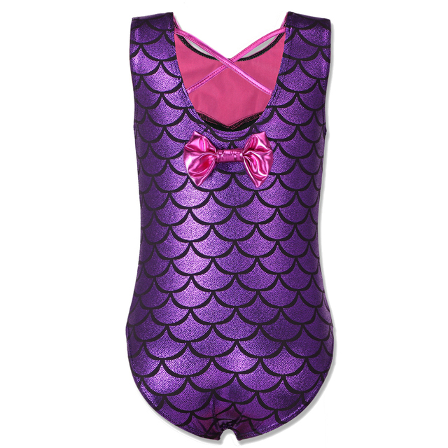 Girls Swimsuit One Piece Baby Bikini Swimwear
