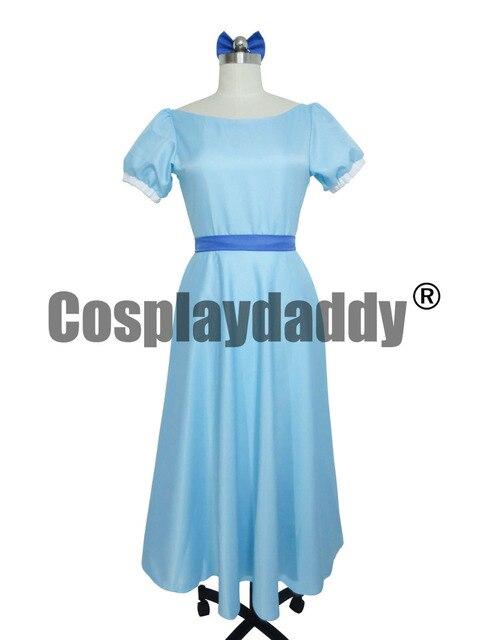 420d88a334ff5 US $20.0 |Film Peter pan wendy Rachael Cosplay costume party dress Women  Long Dress New A016 on Aliexpress.com | Alibaba Group