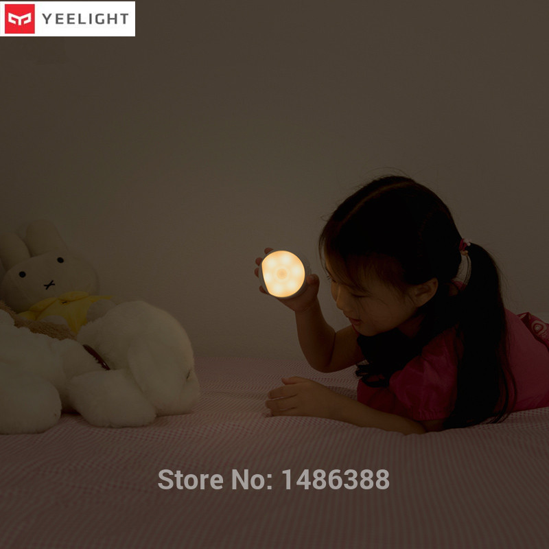 Image 5 - Original Xiaomi Mijia Yeelight LED Night Light Infrared Magnetic with hooks remote Body Motion Sensor For Xiaomi Smart Home-in Smart Remote Control from Consumer Electronics
