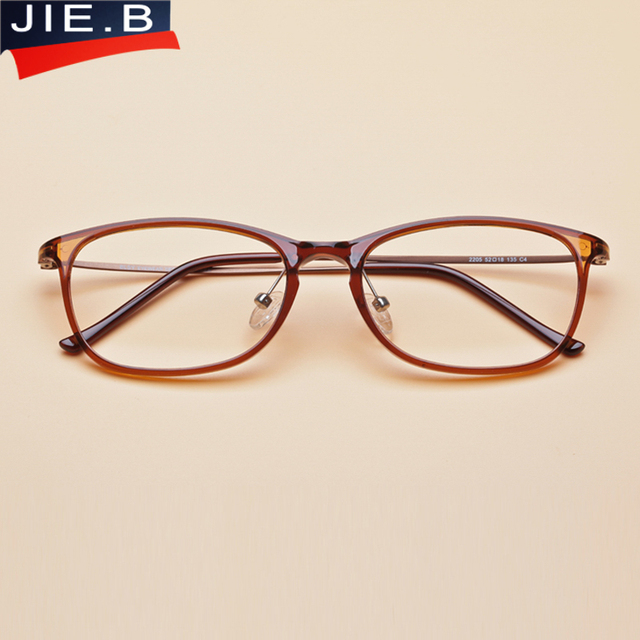 3266c0d4a3c5 New 2017 Fashion Cat Eye Glasses Frames Optical Designer Brand Design Vintage  Cateye Eyeglasses Frame Women Black Leopard UV