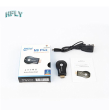 New HFLY Anycast m9 RK3036 TV Stick support chromecast netflix,hulu,Youtube google app/home mircast/ airplay/ dlna  android ios