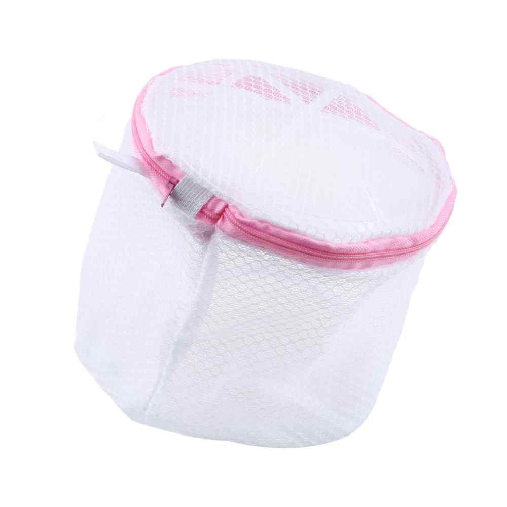 1 Pcs 120X150mm Máquina de Lavar Roupa sacos de lavandaria Bra Lingerie Saver Aid Meias Meia Camisa de Malha Net saco de lavagem Bolsa Cesta