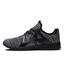 Large Size 36-47 Summer Men women sneakers Breathable Mesh Running shoes for men Cushioning Athletic Shoes Outdoor Walking shoes