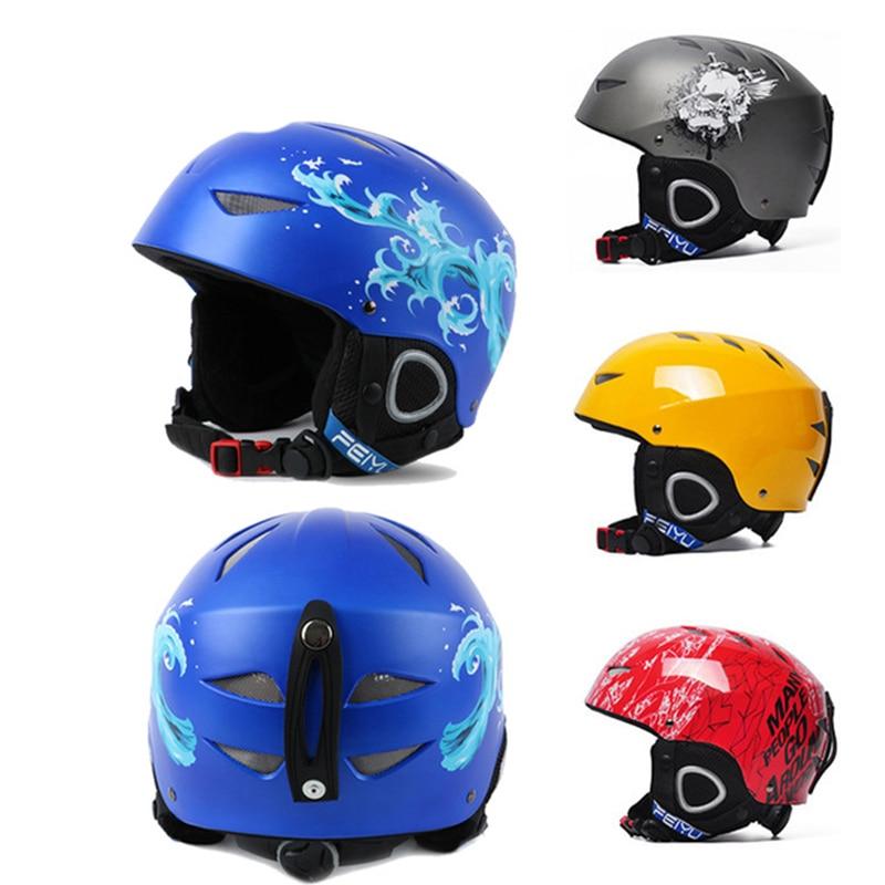 Extérieur enfants Skateboard casque ski protéger équipement sport Snowboard casque neige 47-56 cm capacete tatico