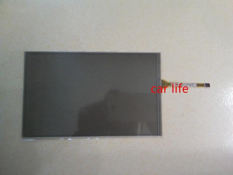 7 inch 4 pins Black glass touch screen Digitizer Lens panel for C070VVN02.0 C070VVN02 0 C070VVN020 LCD